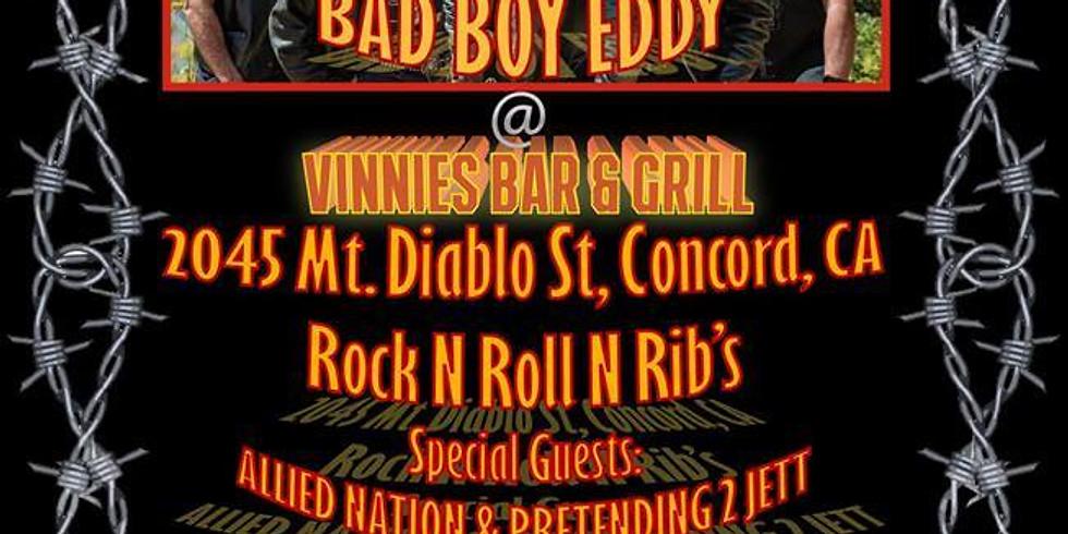 Rock 'n' Roll & Ribs - $10 Cover