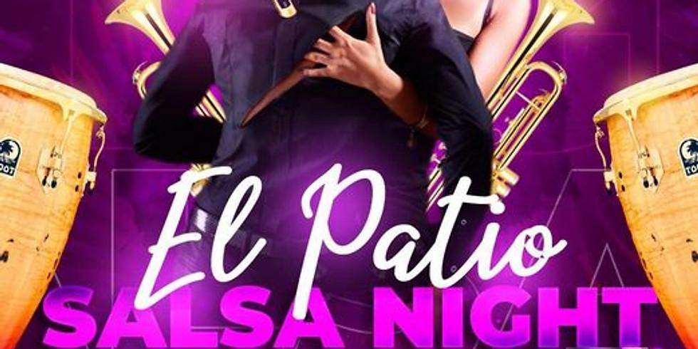 Patio Salsa Night