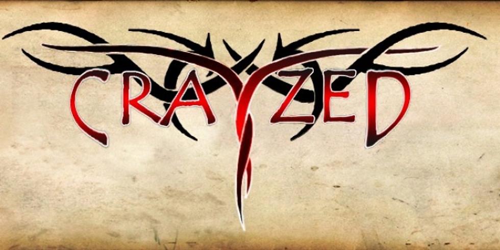 Crayzed - No cover
