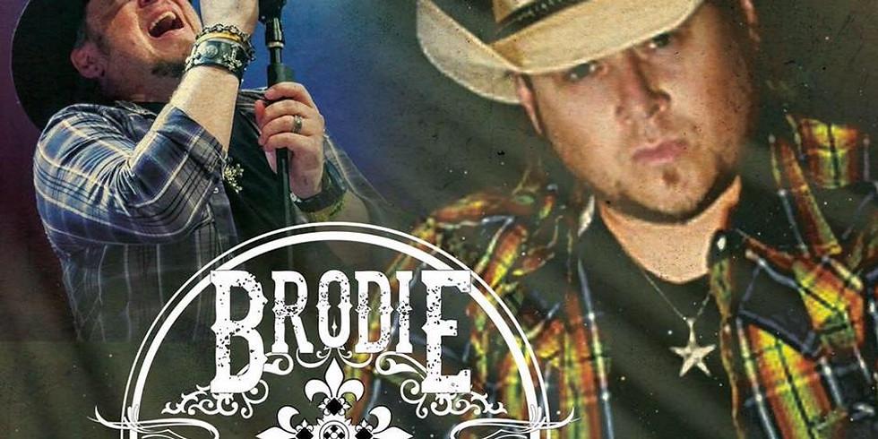 Brodie Steward Band - $10 Cover