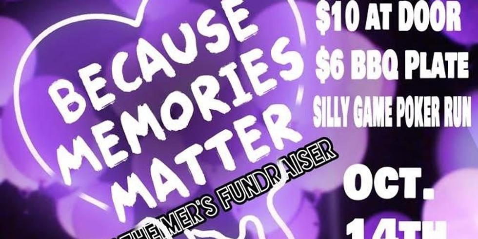 Alzheimer's Fundraiser - $10 donation