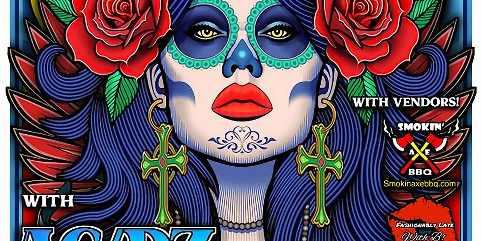 Mama Foxxy and The Whiskey Gypsy Rebels - $20