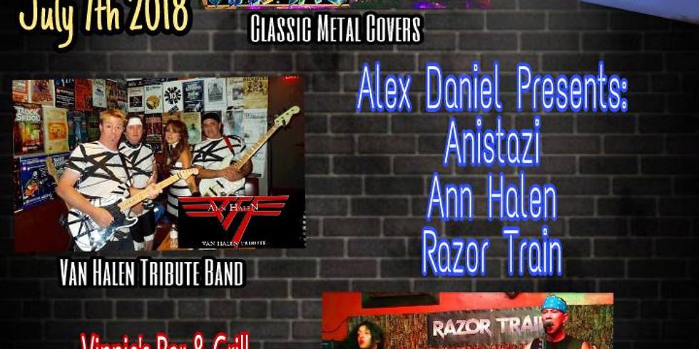 Alex Daniel Presents - $10 Cover