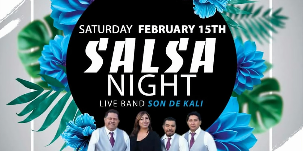 $10 - Salsa Night with Son de Kali