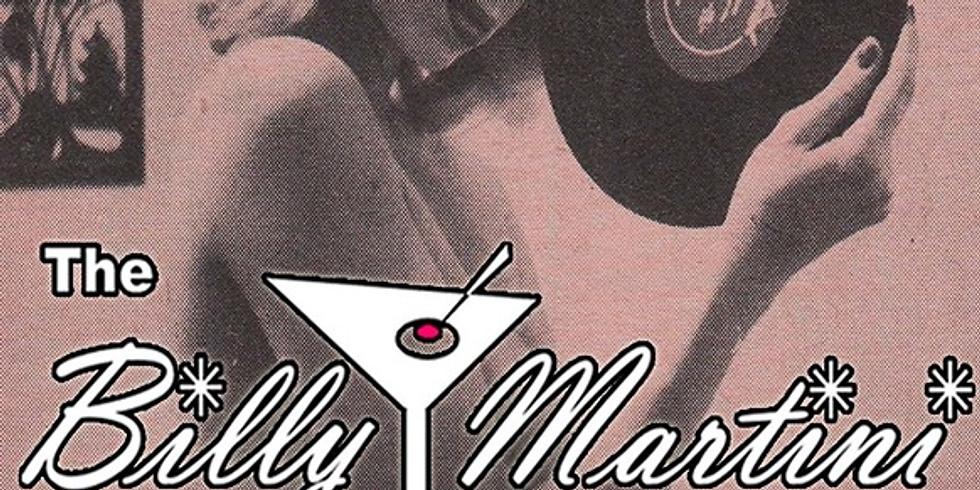 Billy Martini Show! - No Cover