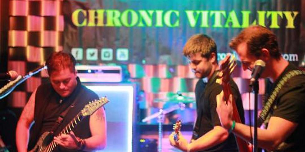 Chronic Vitality - No Cover