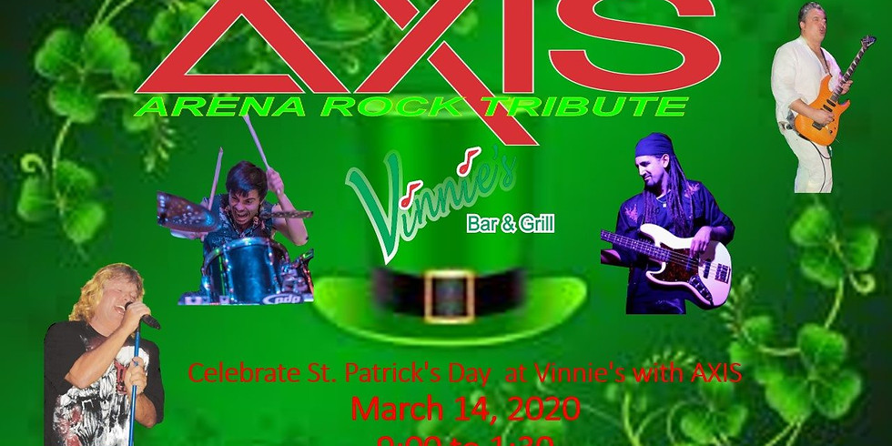 AXIS Arena Rock Tribute