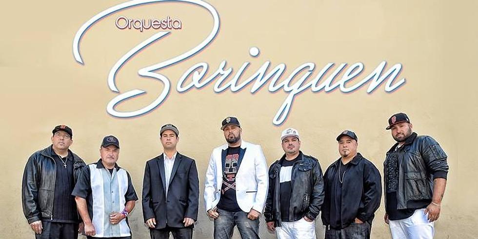 Live Salsa with Orquesta Borinquen - $10