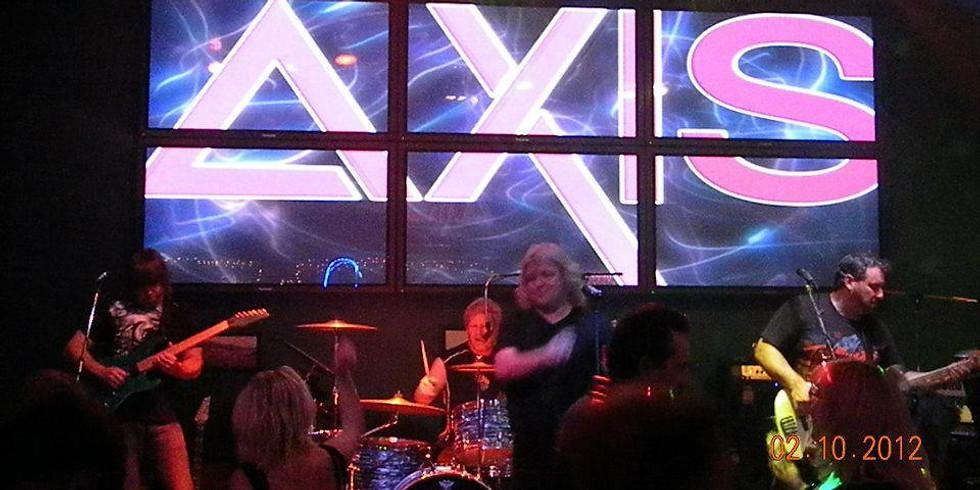 Axis - No Cover