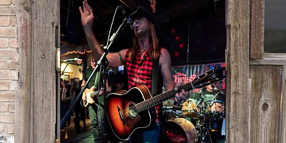 Chris Scoville Band - No Cover