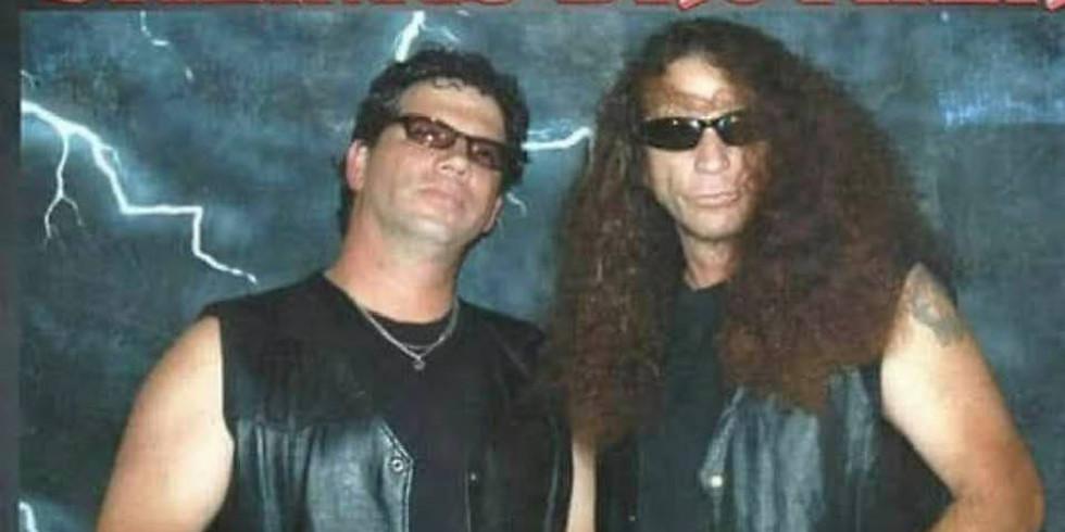 Babylon Gypsies, Salinas Brothers and the Machine Rock