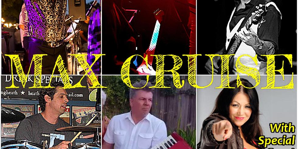 Max Cruise - No Cover