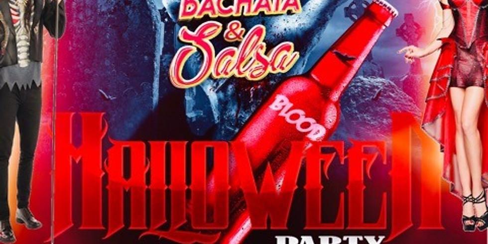 Bachata & Salsa Halloween Party