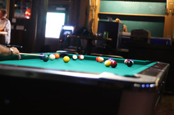 Vinnies Bar Pool