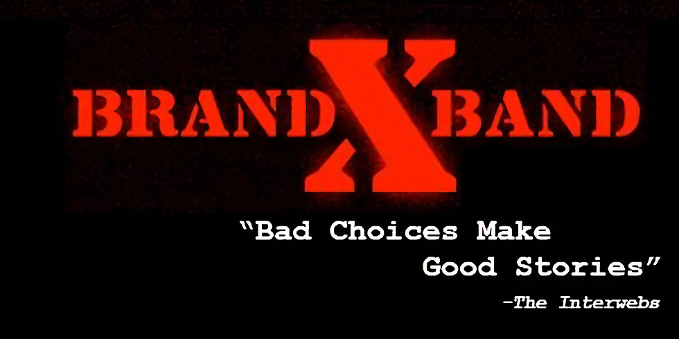 Brand X  Band - No Cover
