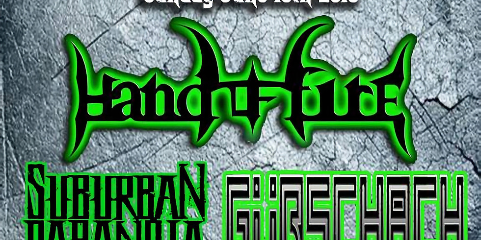 Heavy Metal Matinee - $10 Cover