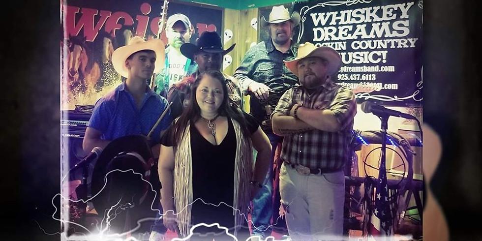 Whiskey Dreams Band