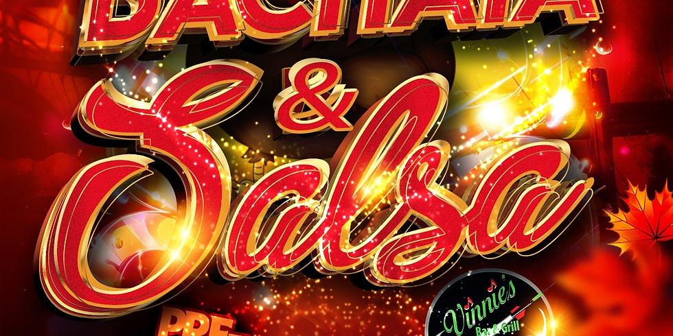 Pre-Thanksgiving Salsa Party - $5