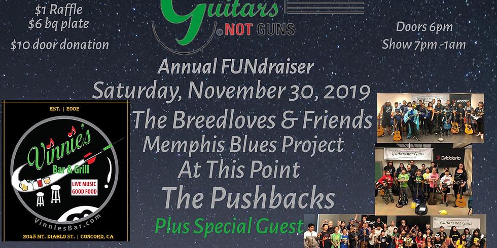 $10 - Guitars not Guns Fundraiser