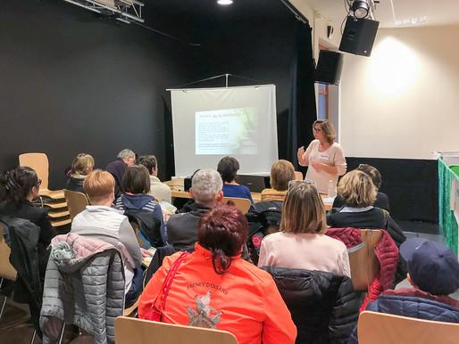 Conférence EFT au Salon du Bien-être 2019