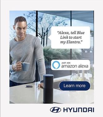 Hyundai/Amazon Alexa