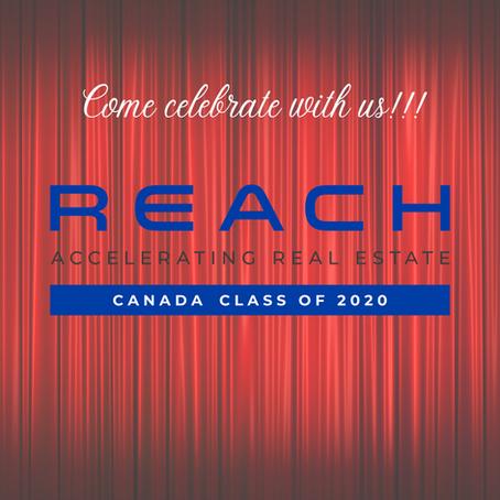 BrokerAssist Graduates REACH Canada!