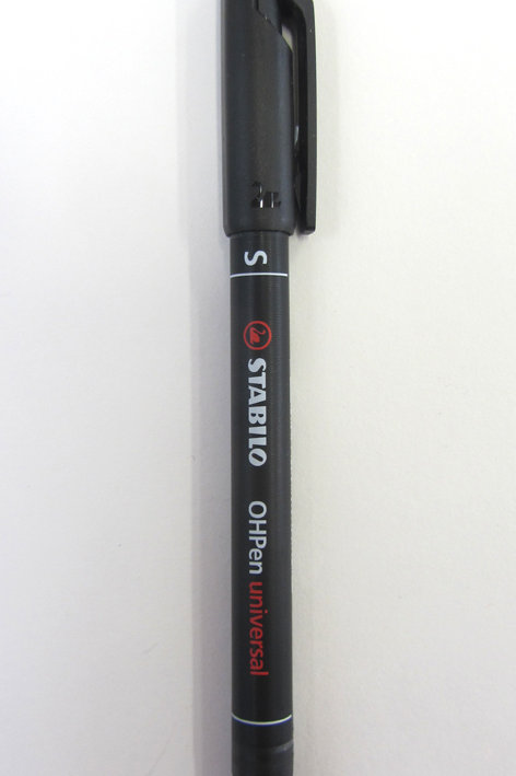 Crayon feutre pointe fine