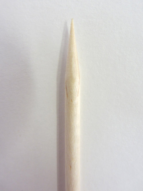 Baton de bois pour grattage PM (par 2)
