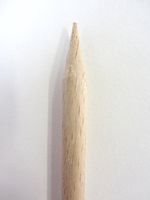 Baton de bois pour grattage GM