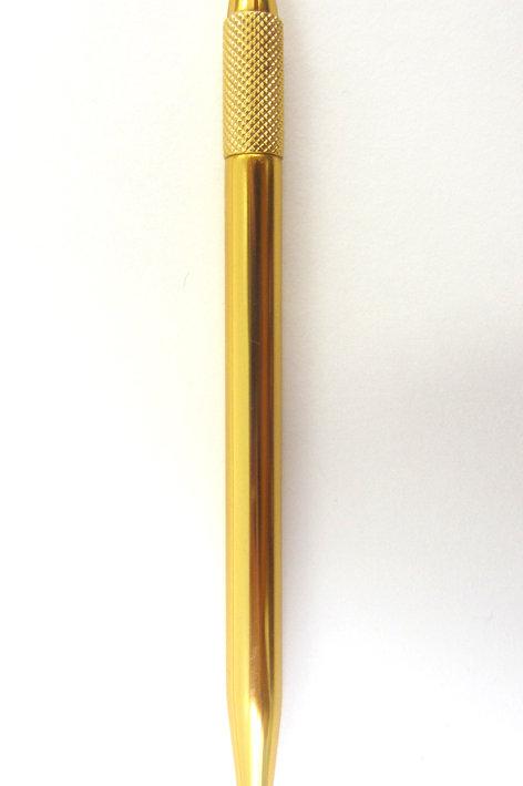 Porte plume métal (sans plume)
