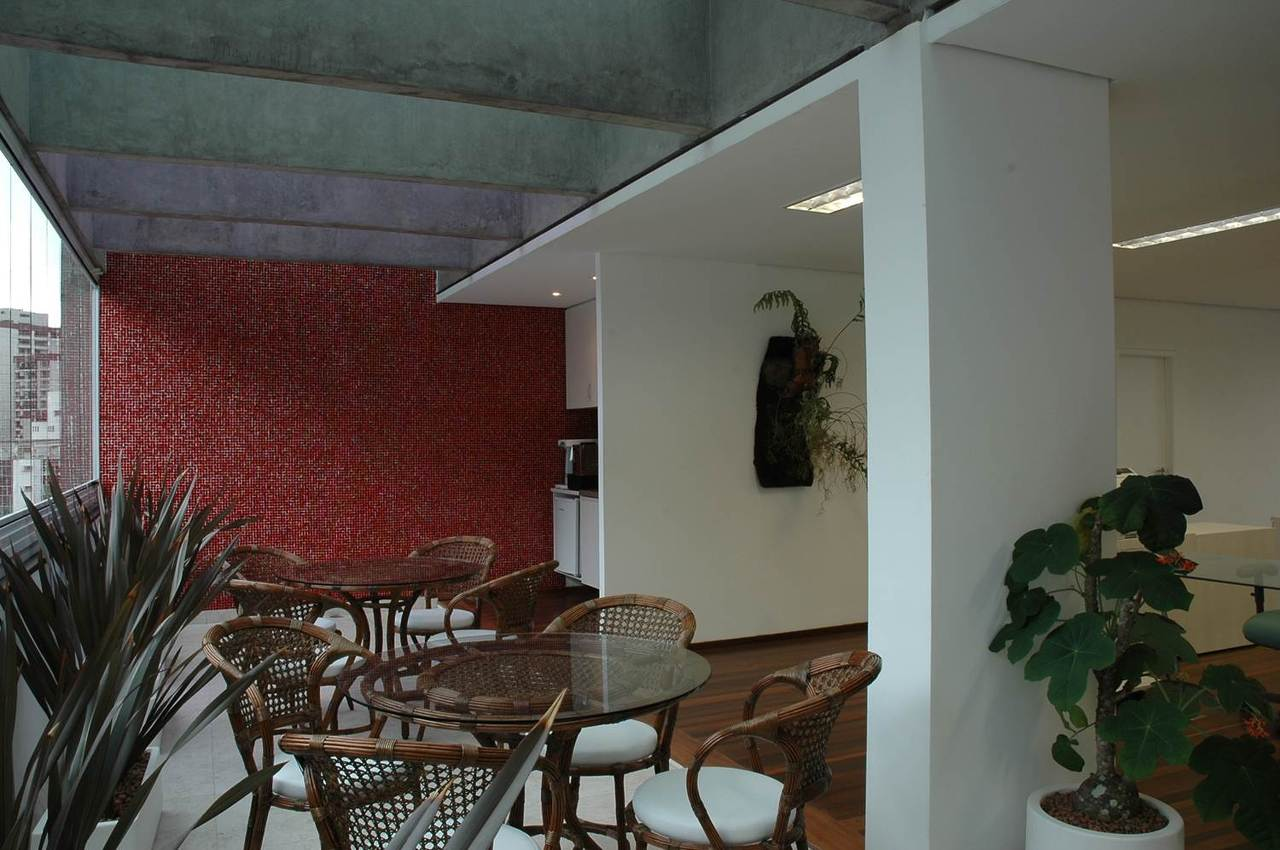 Projeto de arquitetura e interiores