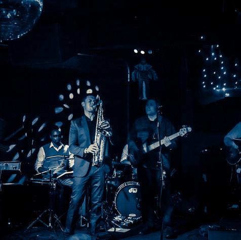 Matthew Alec & The Soul Electric