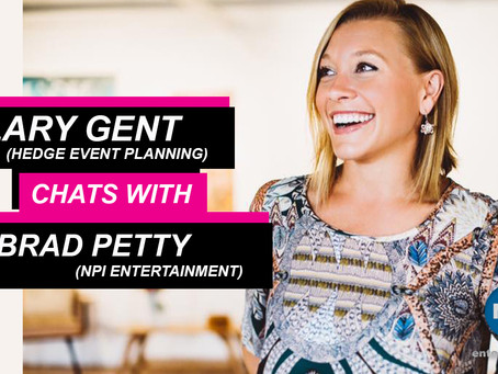 Interview with Hilary Gent from Hedge Event Planning