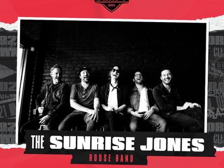 The Sunrise Jones Rock The NFL Draft!