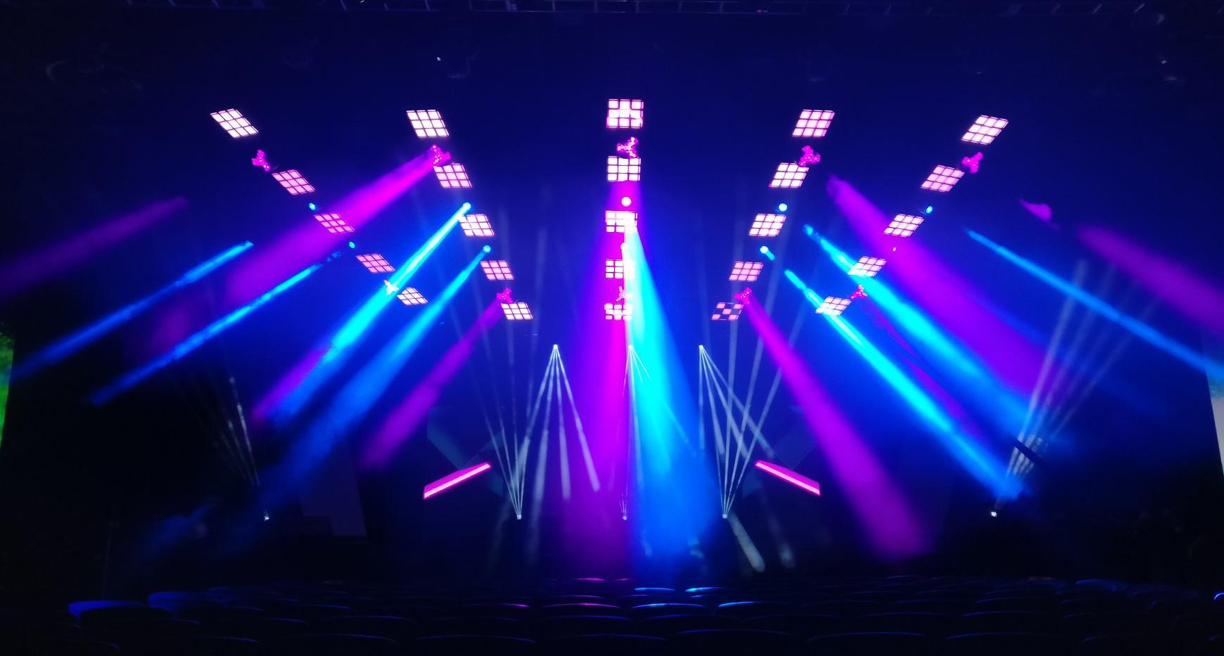 Cleveland lighting rentals.