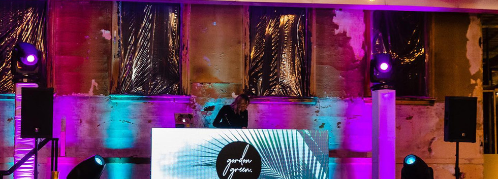 DJ NicNacc at Gordon Green