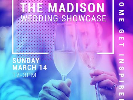 NPi Entertainment at The Madison Wedding Showcase!
