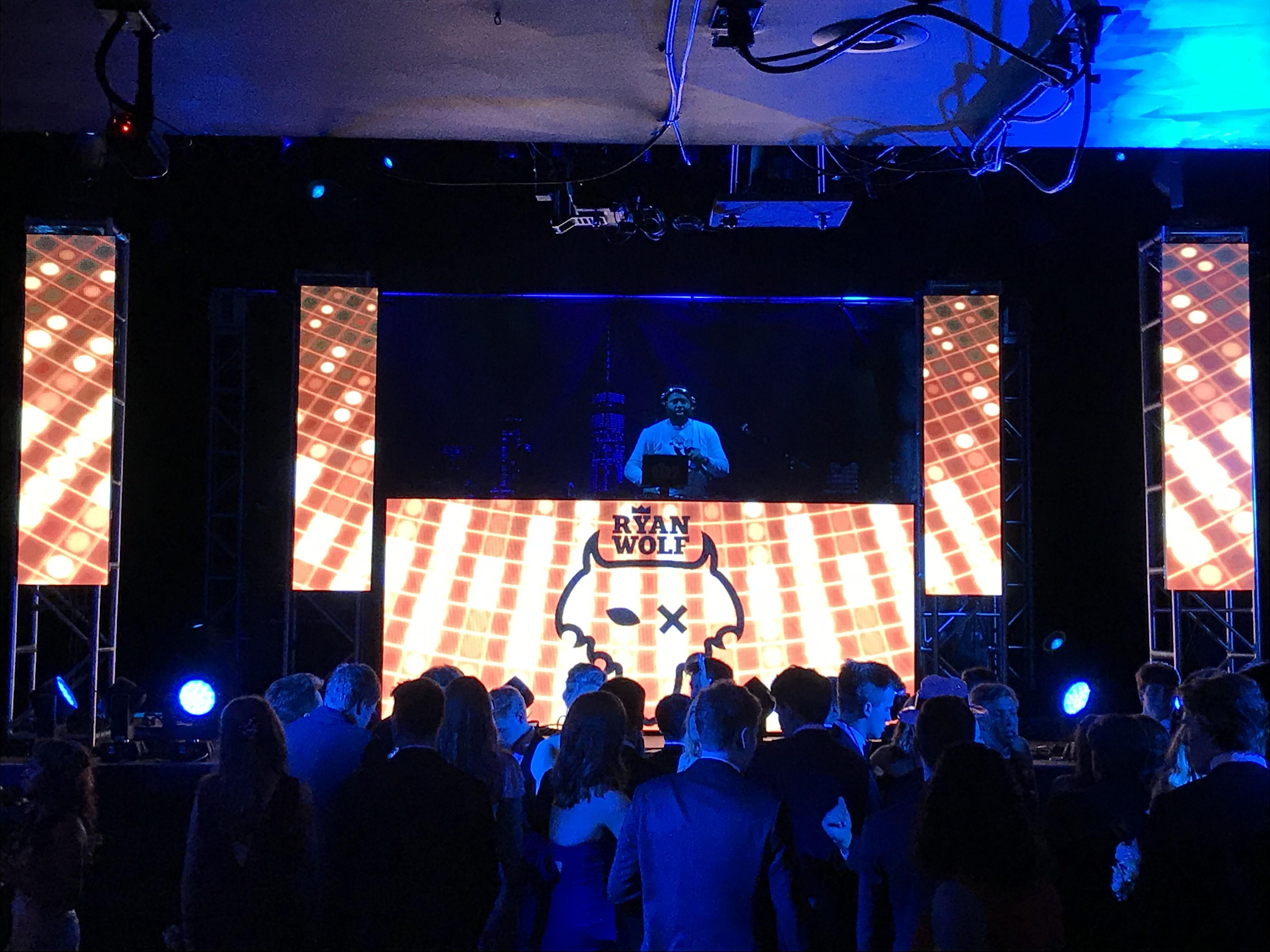 DJ Ryan Wolf