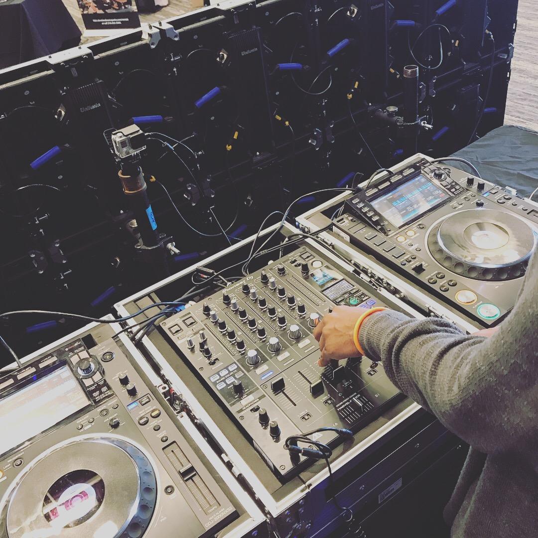 DJ White Rims | Cleveland | NPi Ent