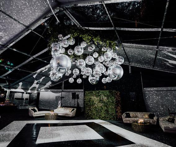 Mirror Ball Design by Joe Mineo Creative
