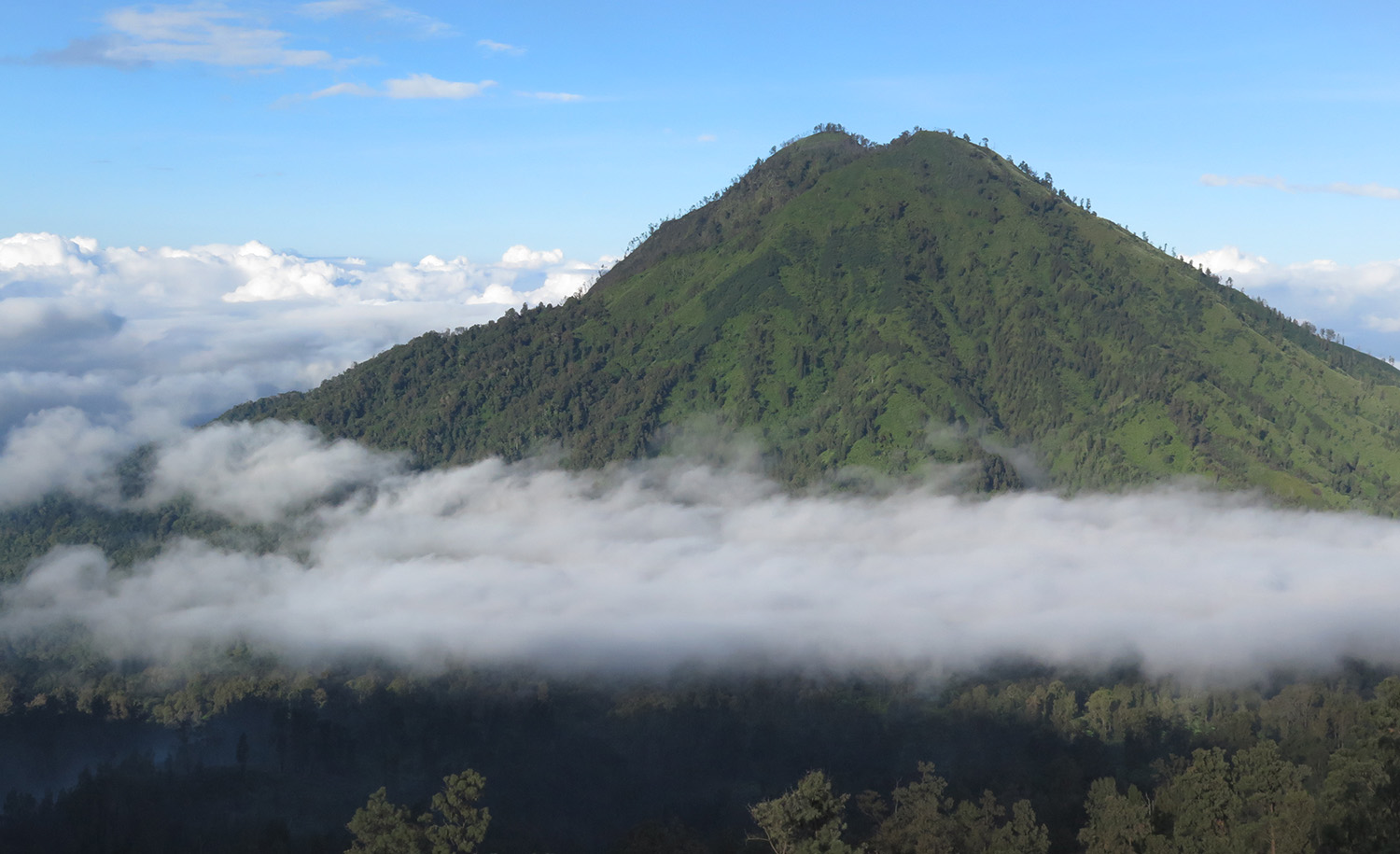 Mountain in Java