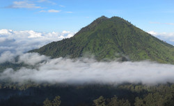 Mountain in Java