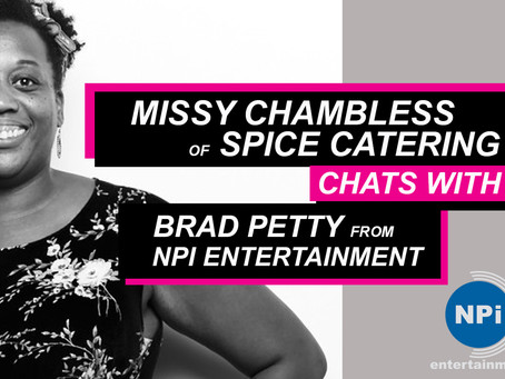 Interview with Missy Chambless from Spice Catering Co.