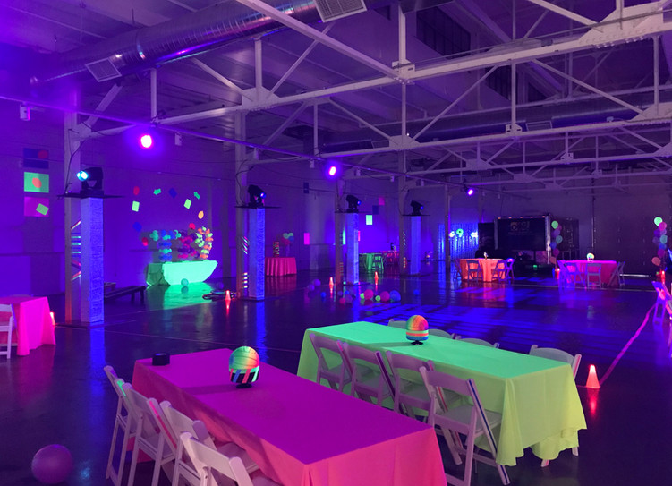 Glow Party at The Madison
