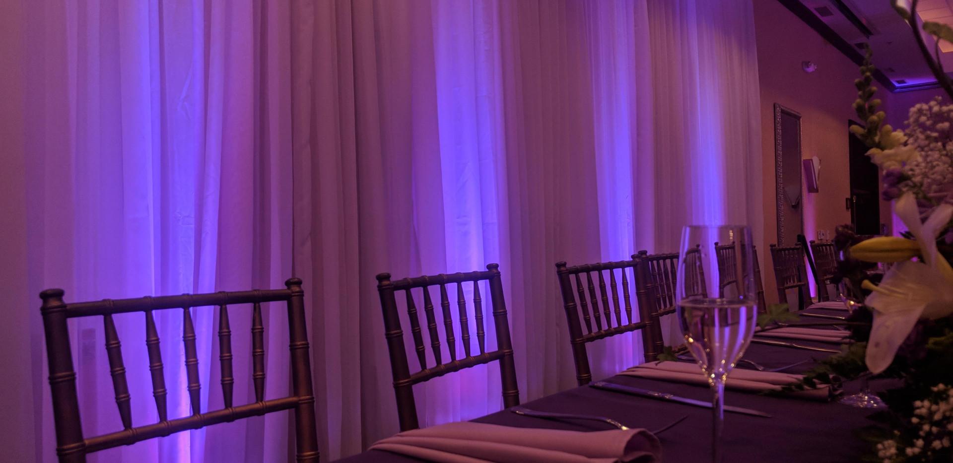 Cleveland Wedding Uplighting
