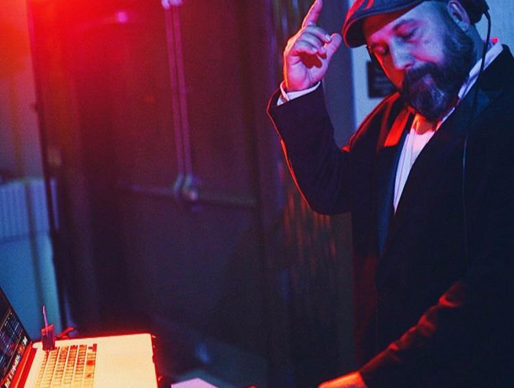 DJ Shawn Brewster at Wedding