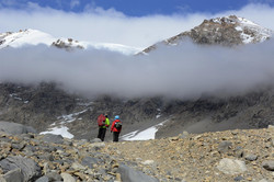 People in the Dry Valleys