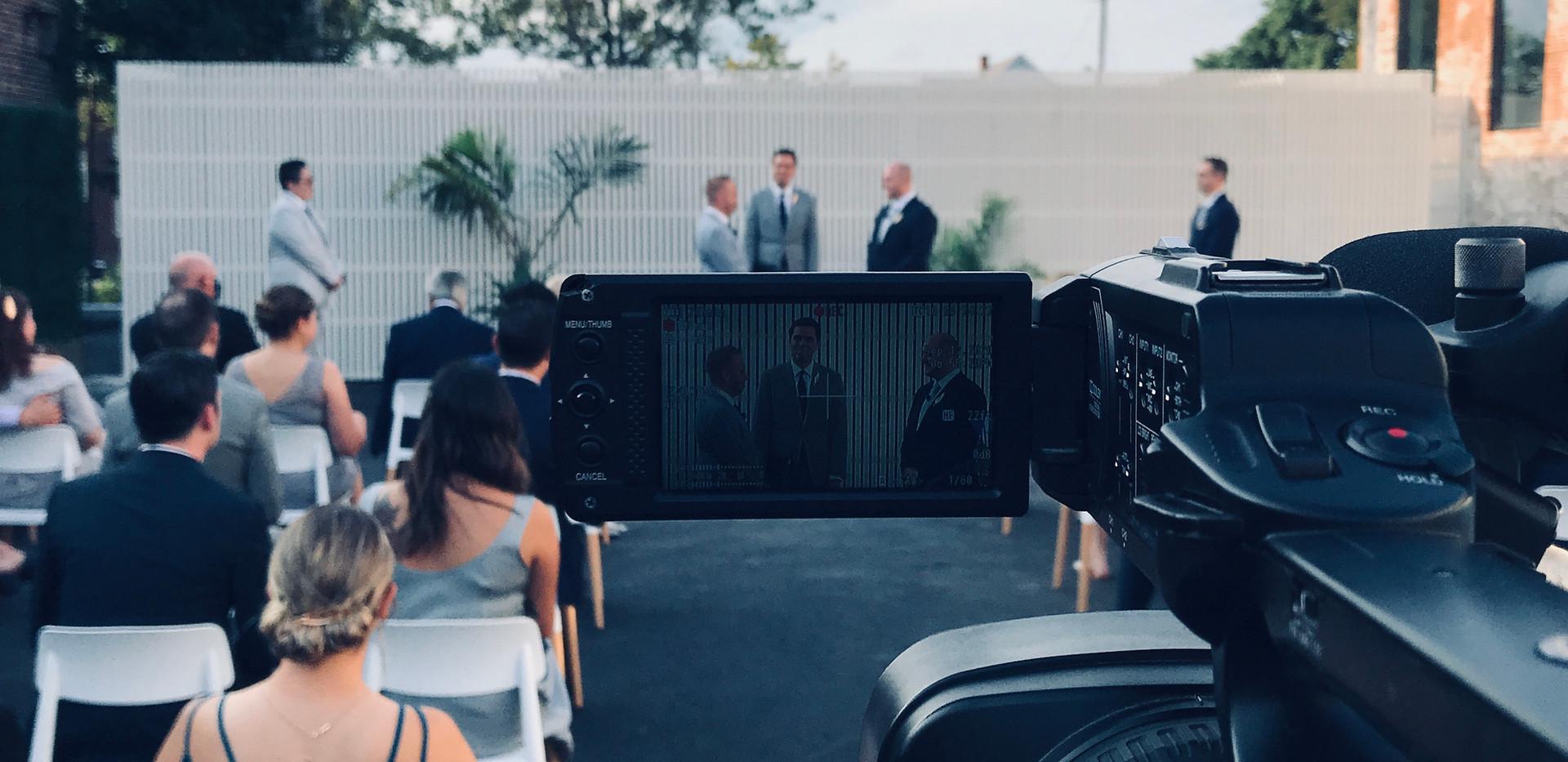 Ceremony Live Stream