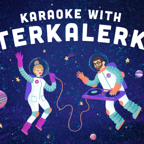 Karaoke With Terkalerk