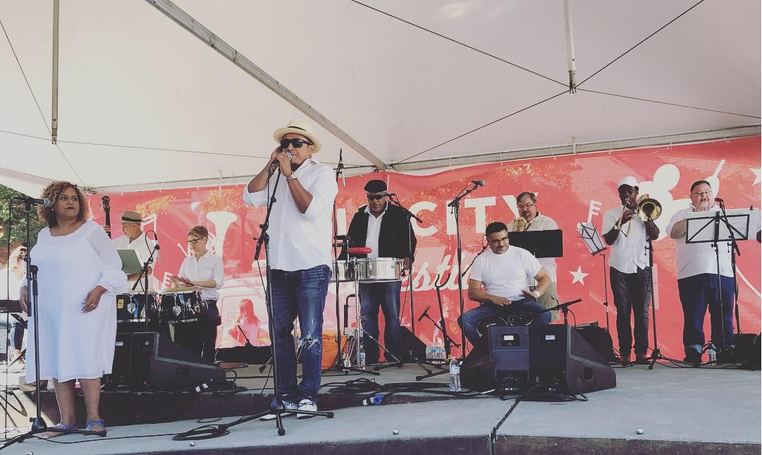 Noel Quintana + The Latin Crew at Ohio City Street Fest